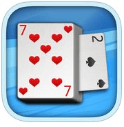 canasta iphone app - mahjong