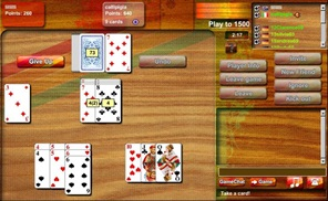 play canasta online - gametwist