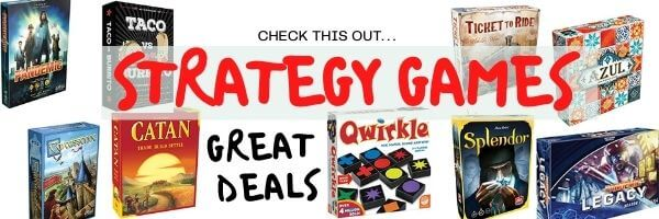 STRATEGY GAME DEALS